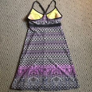 Athleta Dresses - Athleta Shorebreak Swim Dress Bombay Purple XS